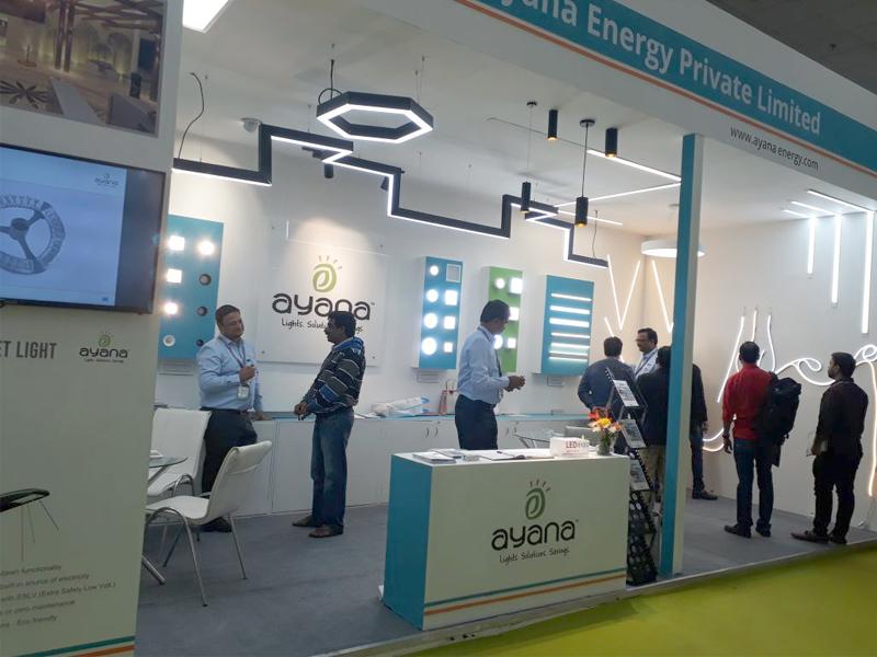 LED Expo New Delhi 2017